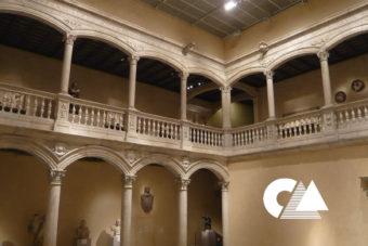 Concurso reconstrucción Patio del Castillo de Vélez Blanco