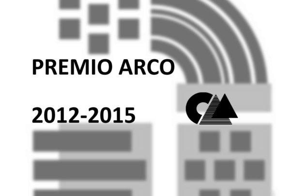 Premios Arco 2012-2015