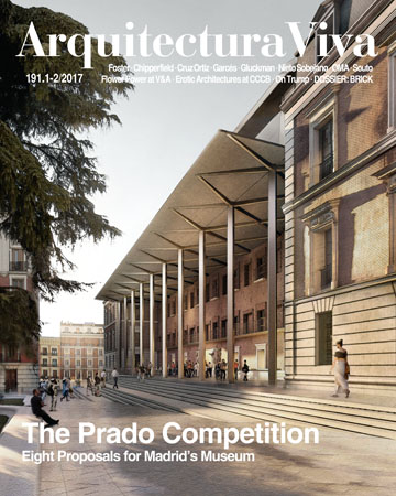 arquitectura viva n 191 the prado competition - Arquitecturaviva