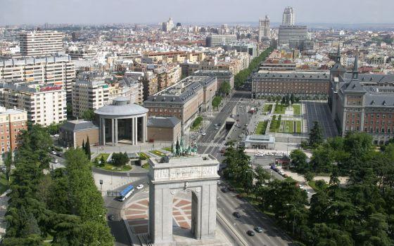 Los delirios de la arquitectura franquista