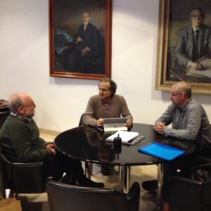 Convenio colaboraci n sismicidad coaalmeria cogranada - Colegio arquitectos almeria ...