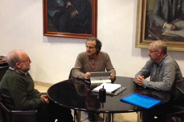 Convenio colaboración SISMICIDAD. COAALMERIA – COGRANADA