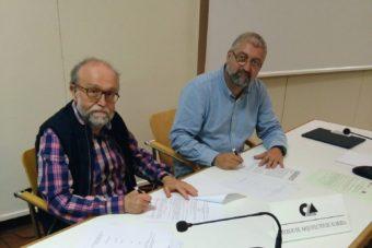 convenio estudios t cnicos y oficinas de arquitectura y