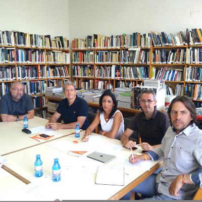 Reunion con la formacion ciudadanos coa almer a - Colegio arquitectos almeria ...