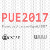 PREMIO URBANISMO ESPAÑOL 2017