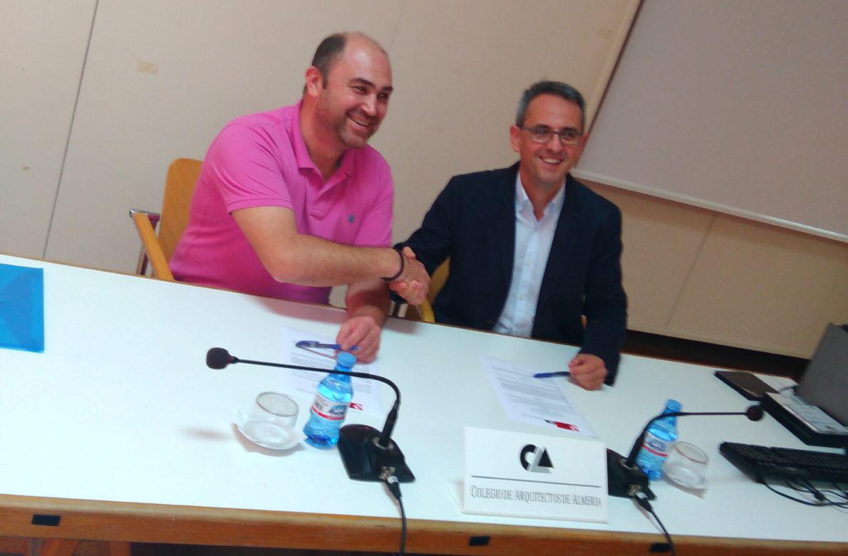 Convenio almer a centro colegio oficial de arquitectos - Colegio arquitectos almeria ...
