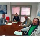Reunión Ayuntamiento de Almería 24 nov 2017