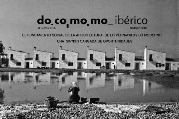 X Congreso DOCOMOMO Ibérico
