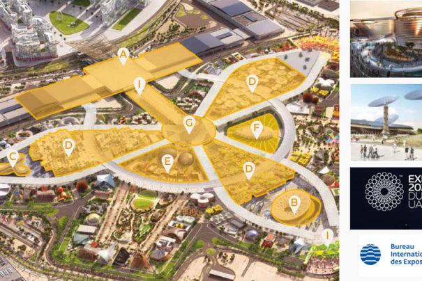 Concurso Proyecto del Pabellón de España en la Expo DUBAI 2020