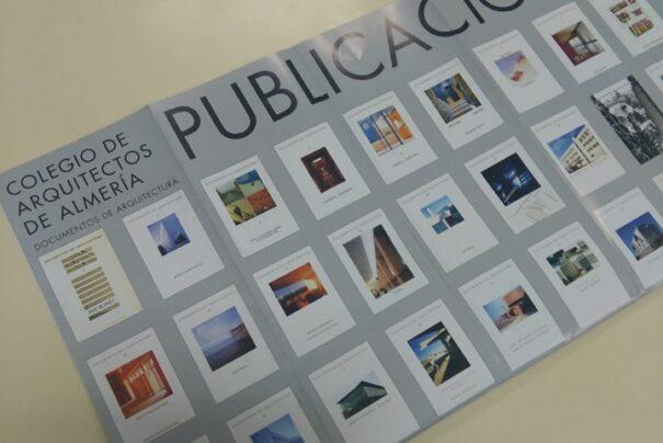 Exposición «PUBLICACIONES del COA ALMERIA 1988-2018» viernes 24/05 – 19h