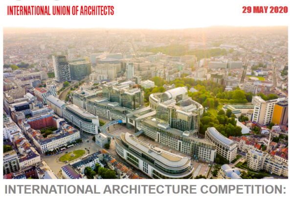 Concurso Internacional Proyectos para el Parlamento Europeo