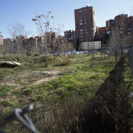 Subida del precio medio del suelo urbano