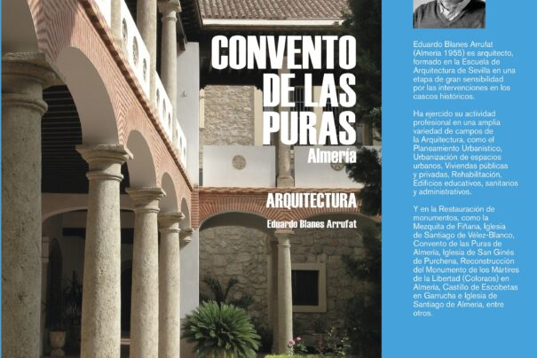 """Presentación online. """"Convento de las Puras. Almería"""""""